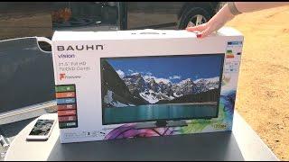 Bargain Bauhn Caravan TV from Aldi Review