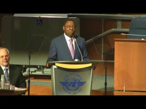 39th Assembly: Opening Address by President of ICAO Council