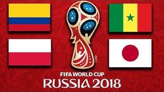 Gewinnt Polen, Kolumbien, Senegal oder Japan die Gruppe H? | WM 2018 Prognose
