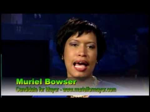 Muriel Bowser State of the District Response