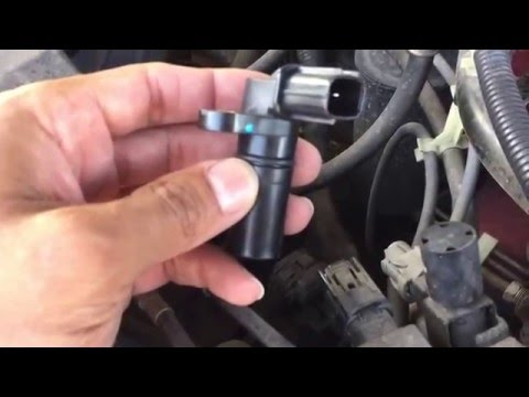 How to replace the speed sensor on a Honda Accord