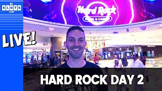 🔴LIVE HIGH LIMIT @ Hard Rock Casino 💰🎰 Atlantic City ✪ BCSlots