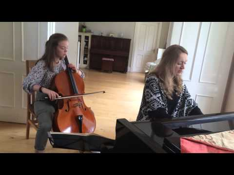 Genevieve and Zoe - Talk Is Cheap (Chet Faker Cover)