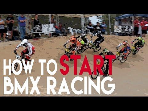 HOW TO START BMX RACING