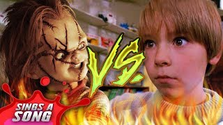 Chucky Vs Andy (Childs Play Scary Horror Rap Battle)