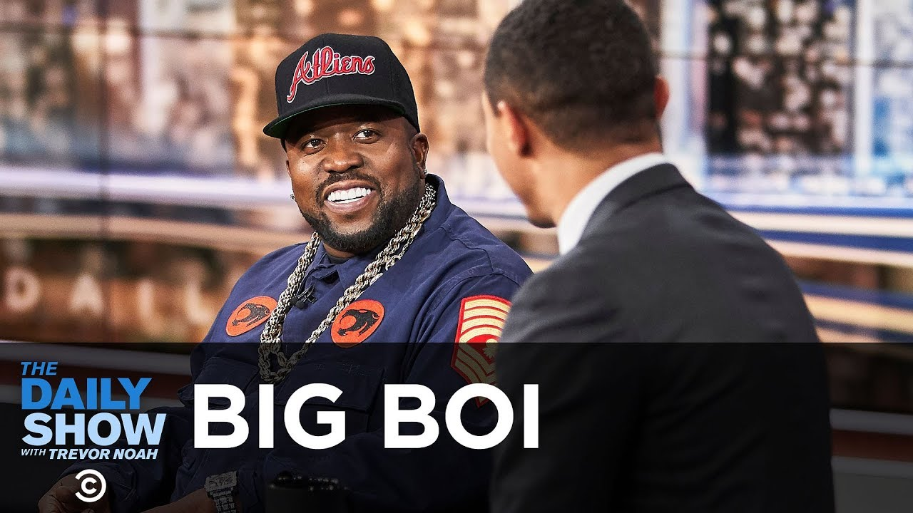 """Big Boi - Breaking Down Musical Barriers With """"Boomiverse"""" 