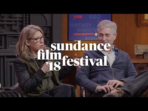 Cinema Cafe with Steve James and Lauren Greenfield