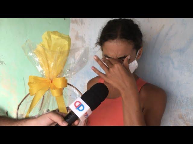 JOVEM VITÓRIA DE PEDRAS DE FOGO RECEBE HOMENAGEM NO DIA DAS MÃES