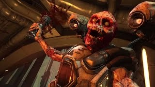 DOOM 4 Gameplay Walkthrough DOOM 4 2016 Gameplay Developer Walkthrough