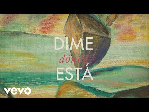 Manolo Garcia - Dime Dónde Está (Lyric Video)