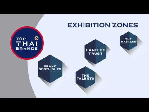 TOP Thai Brands งานแสดงสินค้าสุดยอดแบรนด์ไทย