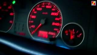 Электронный спидометр Audi A6 (Включаем на климате).