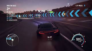 Razors Edge race in the Acura Need for Speed™ Payback https://store...