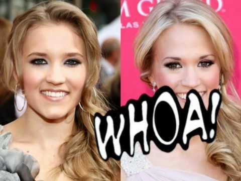 Carrie Underwood naked!Kaynak: YouTube · Süre: 9 saniye