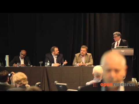Vertical Challenges – Healthcare and Finance | Intelligent Assistants Conference 2015