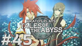 Kratos plays Tales of the Abyss Part 45: The End Draws Near