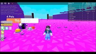~Roblox ~Playing Pet Simulator