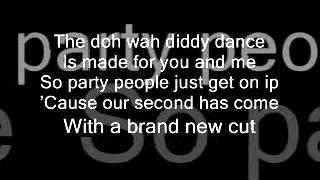 Fun Factory Doh Wah Diddy Lyrics