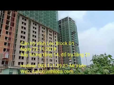 Căn hộ Vĩnh Lộc Block D1 ngày 02.11.2018