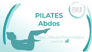 Pilates - Abdos - Débutant/Intermédiaire