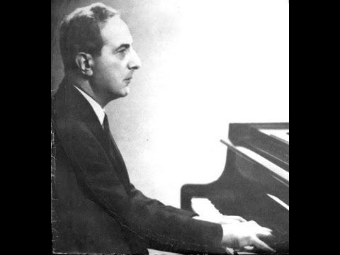 Felix Mendelssohn's Rondo Capriccioso -- Yakov Flier (1938 rec.)