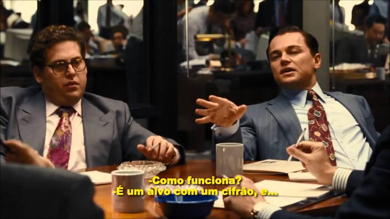 O Lobo De Wall Street Trailer Legendado Youtube