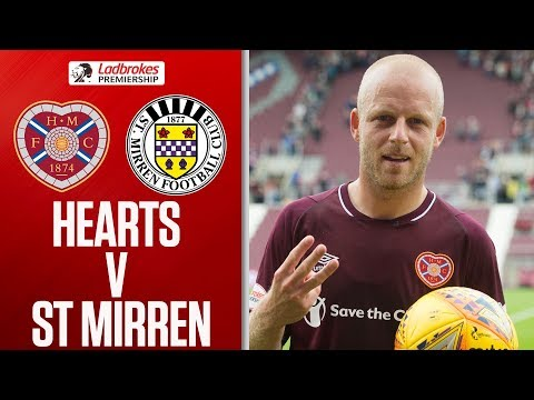 Hearts 4-1 St Mirren | Naismith Hat-Trick Wins the Game |  Ladbrokes Premiership