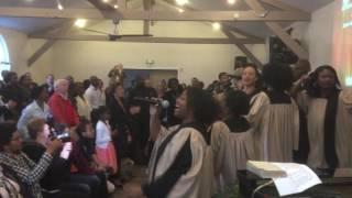 Culte gospel avec Gospel N'Life Harmony