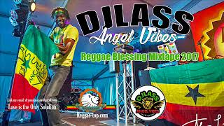 Reggae Blessing Mixtape Feat. Romain Virgo, Morgan Heritage, Etana, Luciano, Anthony B, Capleton