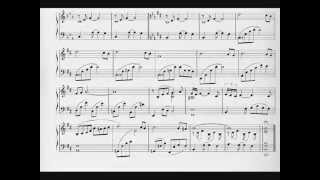 Astor Piazzolla - Milonga del Angel (Audio + Sheet Music) [Piano Solo]