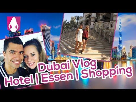 Dubai Vlog - Hotel, Essen & Shopping | Alina Privat | www.size-zero.de