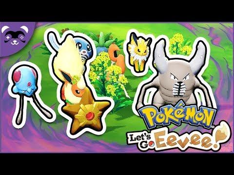 POKEMON GO PARK! WAKING UP SNORLAX! | Pokemon Let's Go Eevee Ep 9 | Let's Play Gameplay