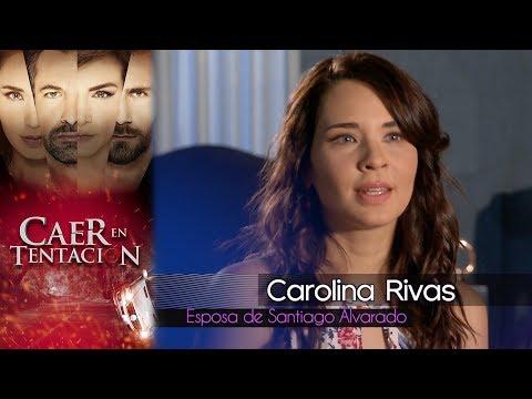 Carolina Rivas - Caer en Tentación