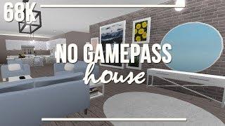 ROBLOX | Willkommen in Bloxburg: Kein Gamepass Haus 68k
