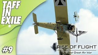 Rise of Flight | Career | No. 29 Sq | E9 |  Channel Map