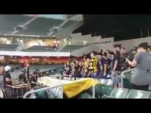 FAM Bangsat Berkumandang di Hong Kong