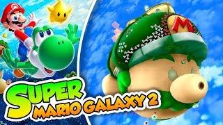 ¡Remolacho en el espacio! - #01 - Super Mario Galaxy 2 en Español (WiiU) DSimphony