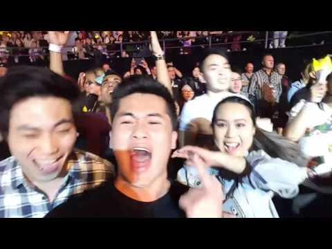 BIGBANG : MADE CONCERT MELBOURNE 2015 #Vlog2
