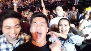 A whole movie length of BIG BANG EPICNESS! We wanted to record as much as possible to let everyone see how amazing their concert was! Still feeling that ...