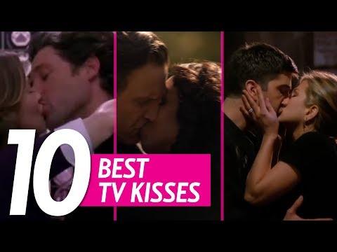 Top 10 Best TV Kisses