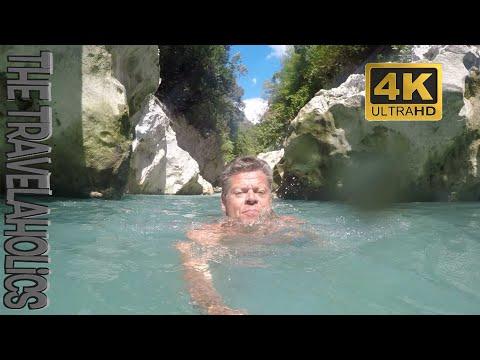 Acheron river Parga Greece
