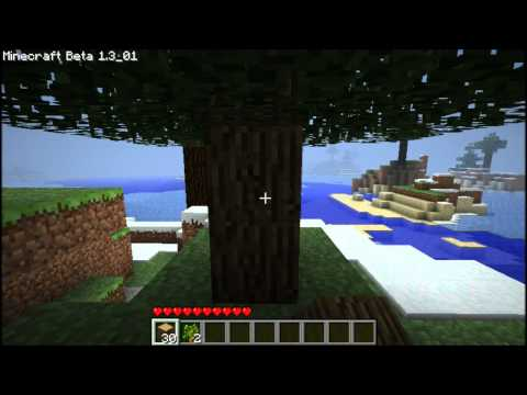 MineCraft Lets Play - Part 1 (Luin)