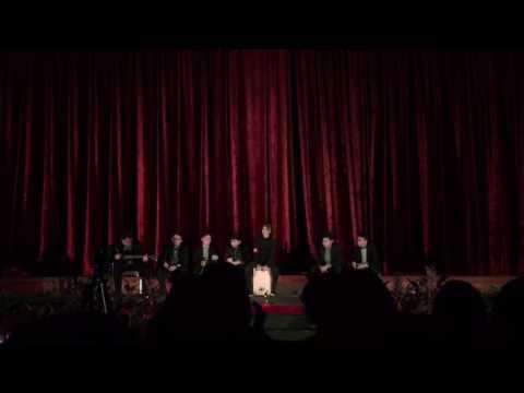 PERFECT - ED SHEERAN performance at high school fest by Andrew, Resta, Nico, Valerian, Bryan