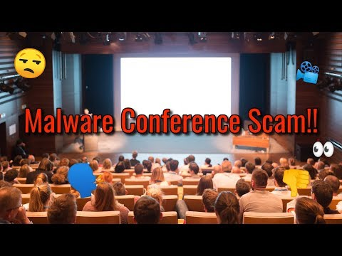 Malware Disguised As Cybersecurity Conference! ~ Hacker Daily 10/27/17