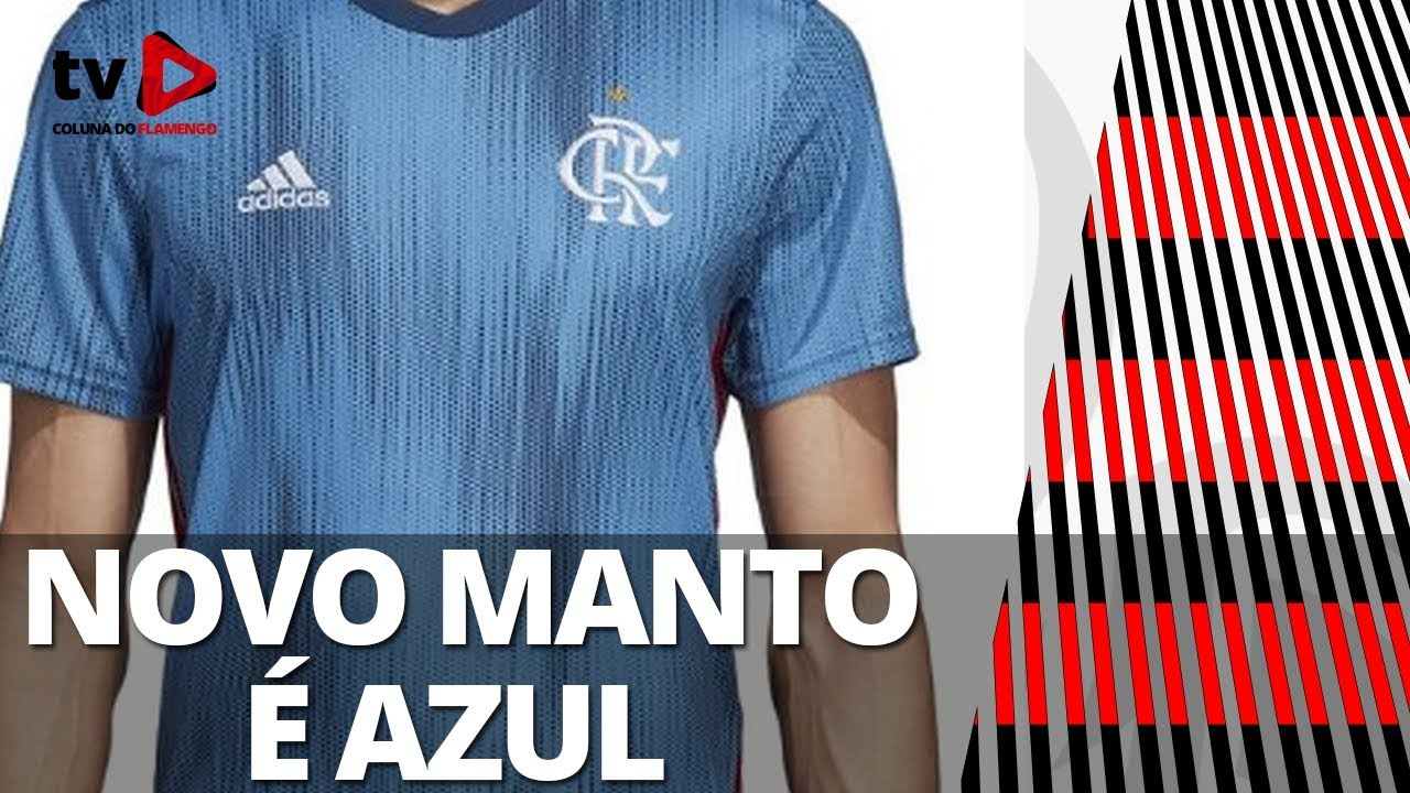 NOVO MANTO É AZUL  80cd714c64090