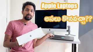 MacBook Air 2020 Unboxing and full review (Telugu)
