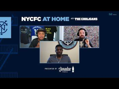 NYCFC at Home with The Cooligans | Sean Johnson's Sultry Tones Make Automated Recognition Difficult