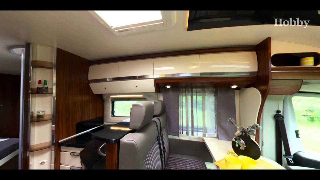 hobby 70 q premium drive 2014 youtube. Black Bedroom Furniture Sets. Home Design Ideas