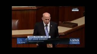 Gohmert on Tax Reform Passage in the House