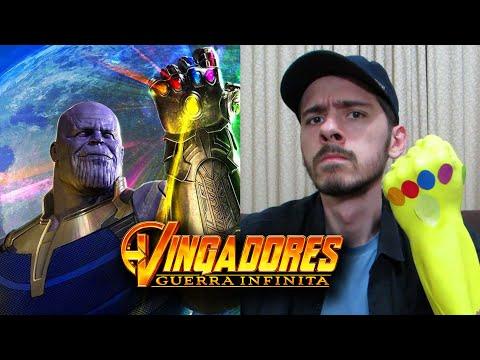 Vingadores: Guerra Infinita - ANÁLISE DO FILME